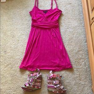 Short express dress (XS)